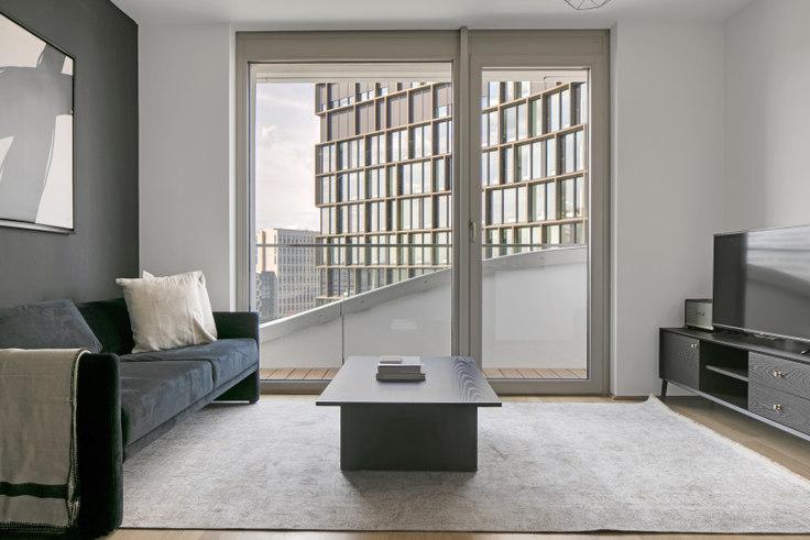 1 bedroom furnished apartment in Arsenalstraße 8 45, 10th district - Favoriten, Vienna, photo 1