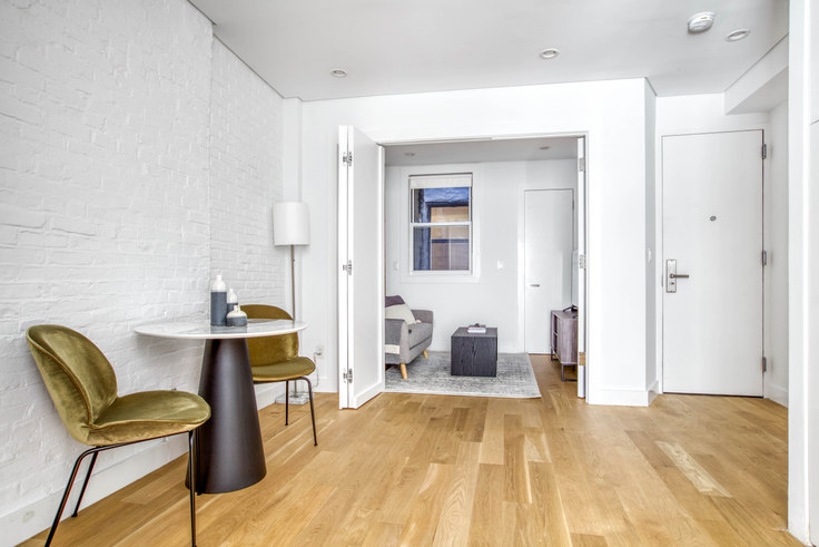 1 bedroom furnished apartment in 7 Rivington St 646, Lower East Side, New York, photo 1