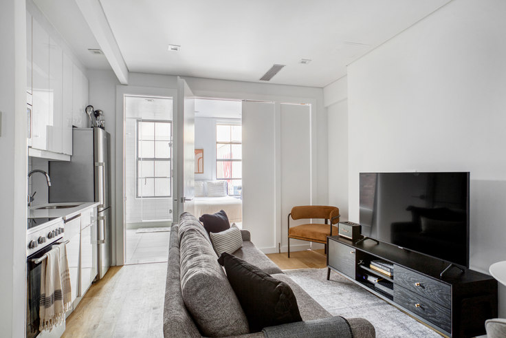 2 bedroom furnished apartment in 7 Rivington St 647, Lower East Side, New York, photo 1
