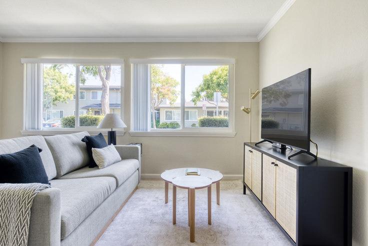 1 bedroom furnished apartment in Chesapeake Point Apartments, 1693 Marina Ct 639, San Mateo, San Francisco Bay Area, photo 1