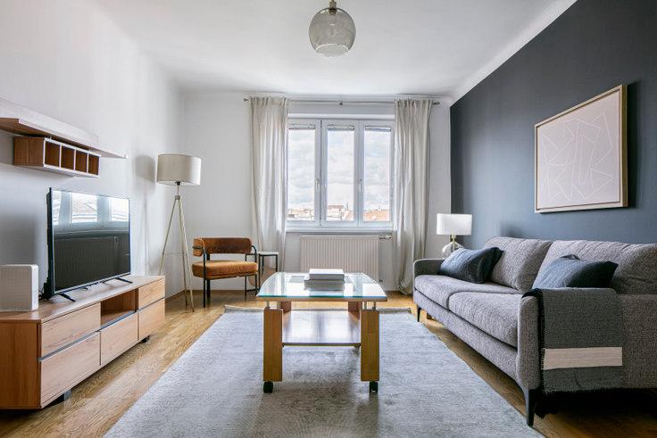 1 bedroom furnished apartment in Margaretenstraße 151 50, 5th district - Margareten, Vienna, photo 1