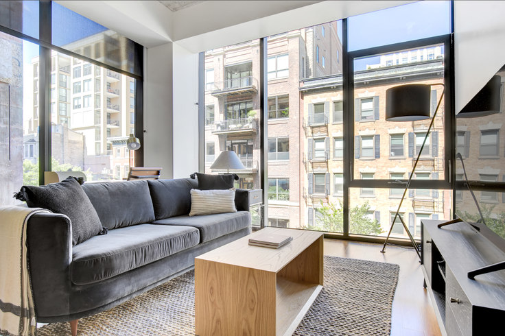 1 bedroom furnished apartment in Ardus, 676 N LaSalle Dr 440, River North, Chicago, photo 1