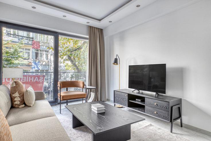 1 bedroom furnished apartment in Ihlamurdere73 - 716 716, Beşiktaş, Istanbul, photo 1