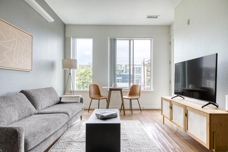 1 bedroom furnished apartment in B Street LoHi, 1736 Boulder St 47, LoHi, Denver, photo 1