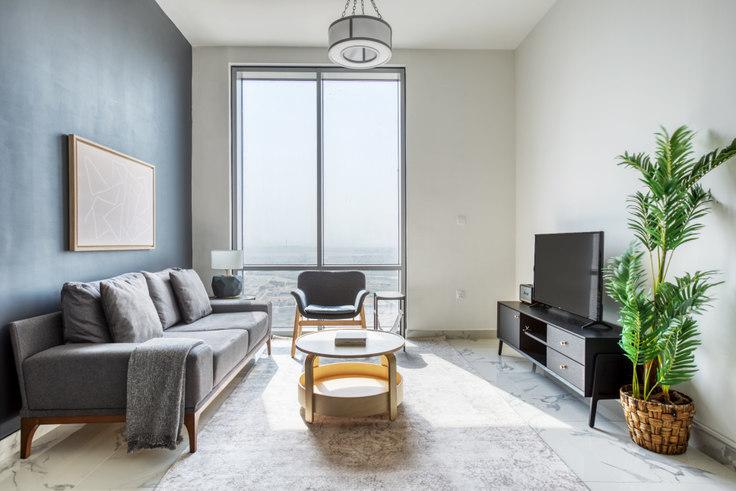 1 bedroom furnished apartment in Amna Apartment I 846, Al Habtoor City - Amna, Dubai, photo 1