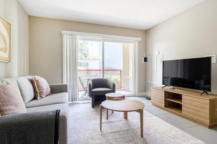 1 bedroom furnished apartment in City South Apartments, 3149 Casa De Campo Way 644, San Mateo, San Francisco Bay Area, photo 1