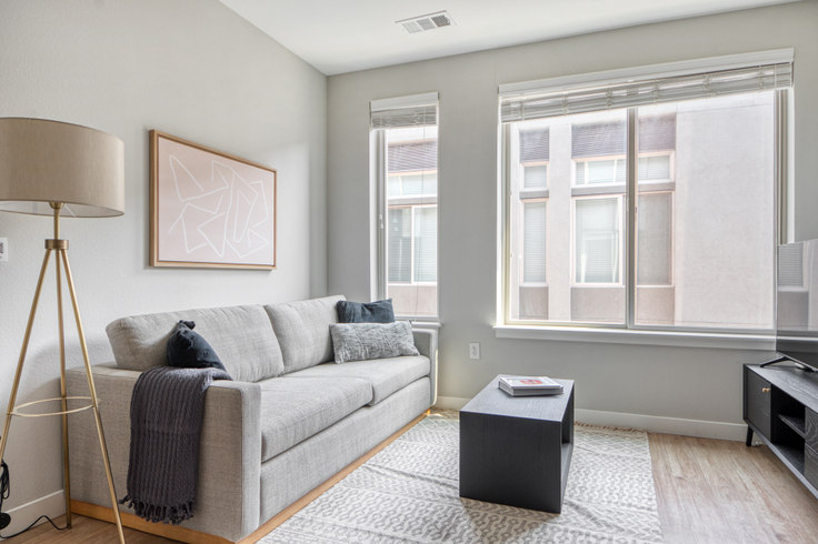 1 bedroom furnished apartment in Infinity LoHi, 2298 W 28th Ave 49, LoHi, Denver, photo 1