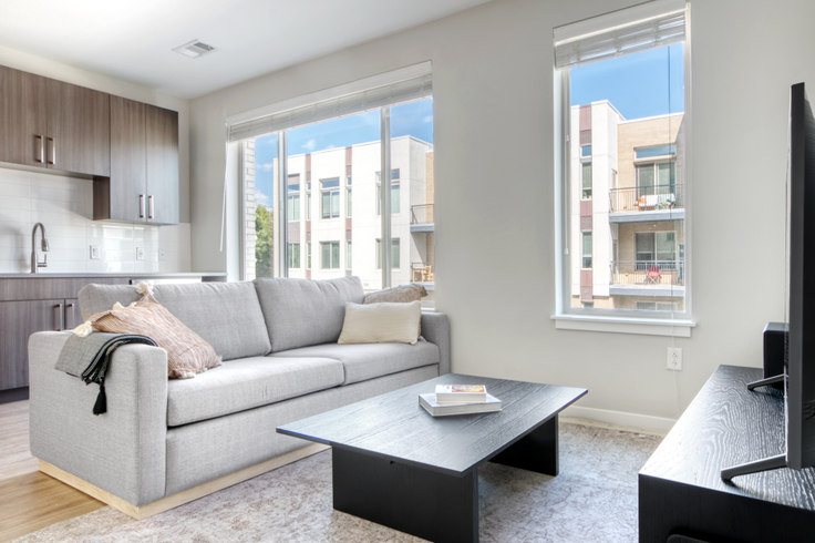 1 bedroom furnished apartment in Infinity LoHi, 2298 W 28th Ave 50, LoHi, Denver, photo 1