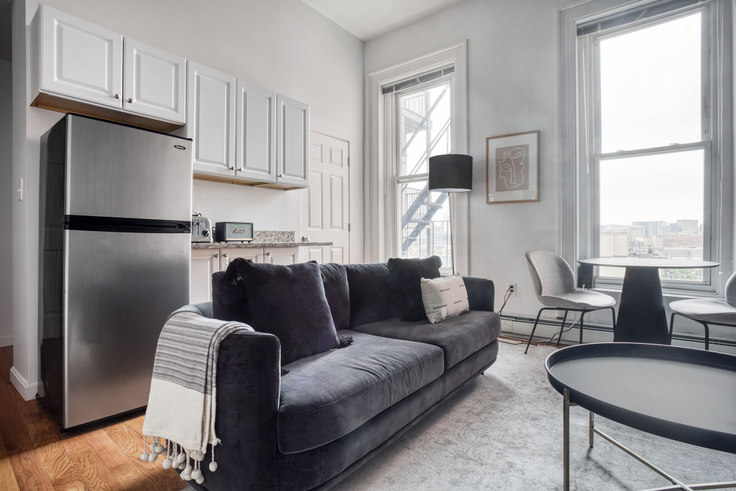 1 bedroom furnished apartment in 538 E Broadway 473, South Boston, Boston, photo 1