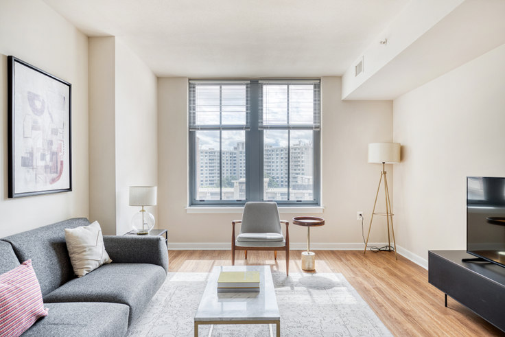 1 bedroom furnished apartment in The Gramercy, 550 14th Rd S 313, Pentagon City, Washington D.C., photo 1