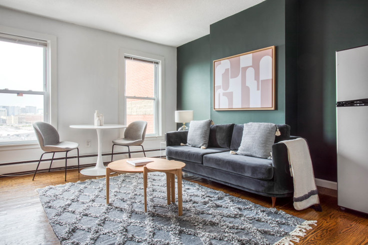 1 bedroom furnished apartment in 538 E Broadway 474, South Boston, Boston, photo 1