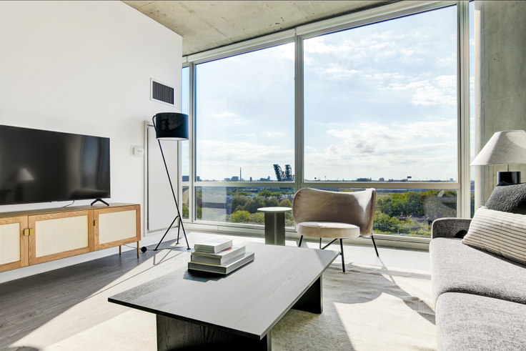 1 bedroom furnished apartment in 1401 S State St 442, South Loop, Chicago, photo 1