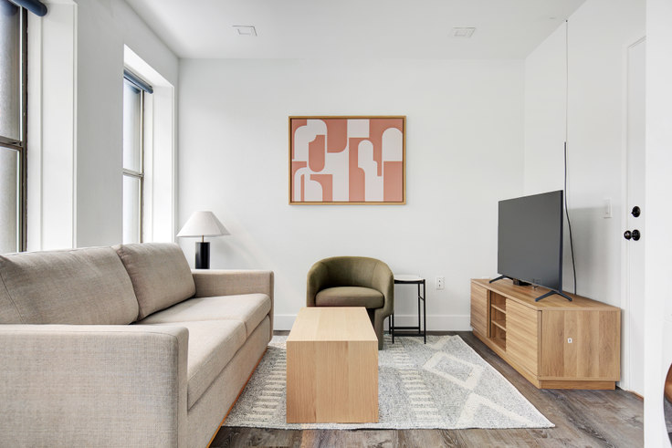 1 bedroom furnished apartment in 1st and Pine, 104 Pine St 181, Downtown, Seattle, photo 1