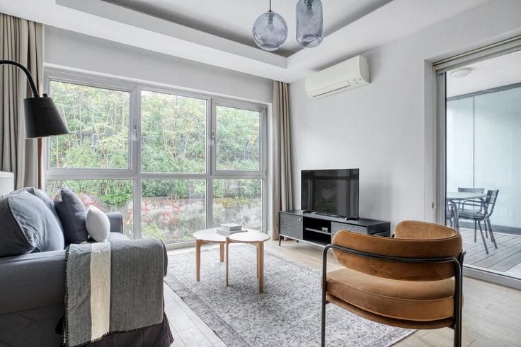1 bedroom furnished apartment in Agaoglu My Home - 723 723, Maslak, Istanbul, photo 1