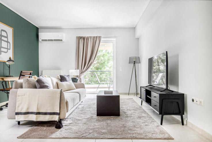 3 bedroom furnished apartment in Amarousiou Chalandriou IV 1095, Marousi, Athens, photo 1