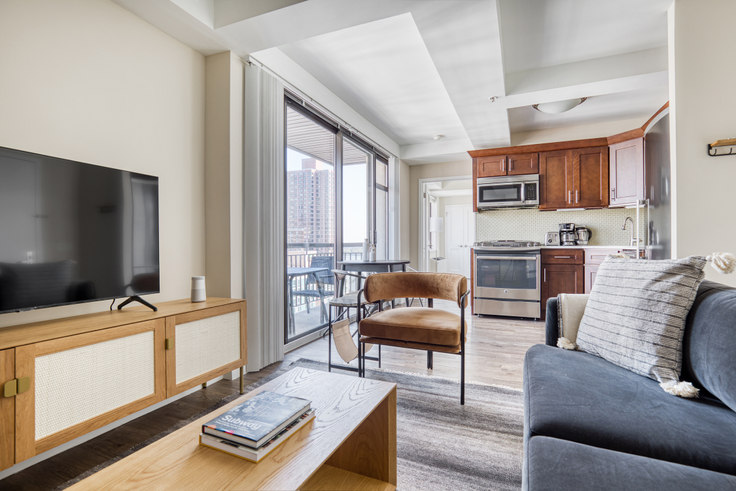 1 bedroom furnished apartment in THE COLE,  354 E 91st St 653, Upper East Side, New York, photo 1