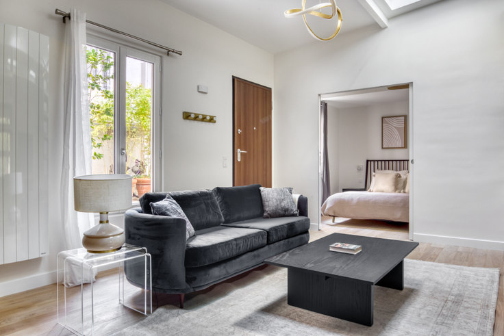 1 bedroom furnished apartment in Rue Saint-Dominique 103, Invalides, Paris, photo 1