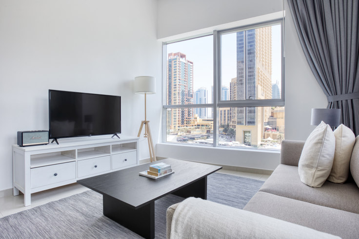 1 bedroom furnished apartment in Bay Central Apartment XXXVIII 854, Bay Central, Dubai, photo 1