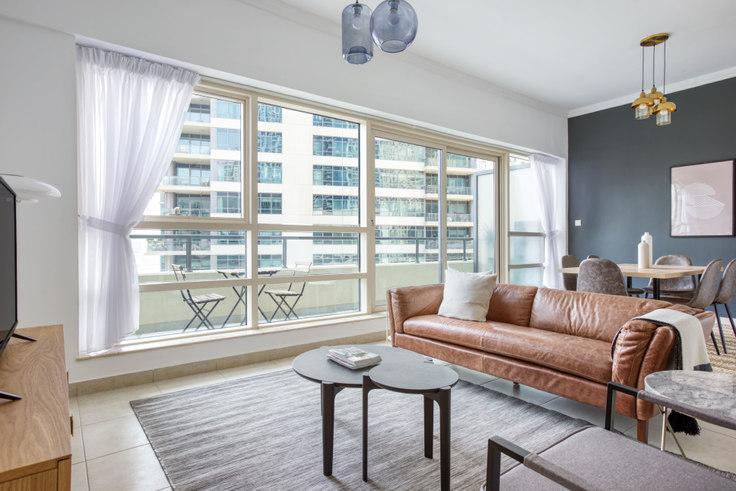 2 bedroom furnished apartment in Marina Quays East Apartment I 855, Marina Quays, Dubai, photo 1