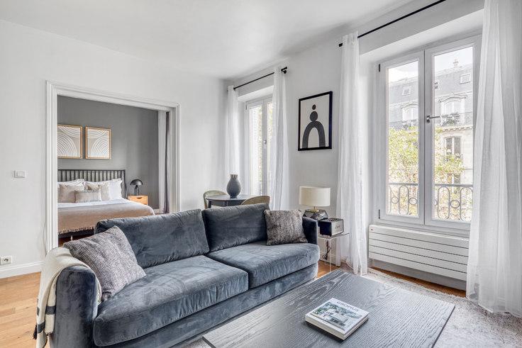 1 bedroom furnished apartment in Boulevard de la Tour Maubourg 106, Invalides, Paris, photo 1