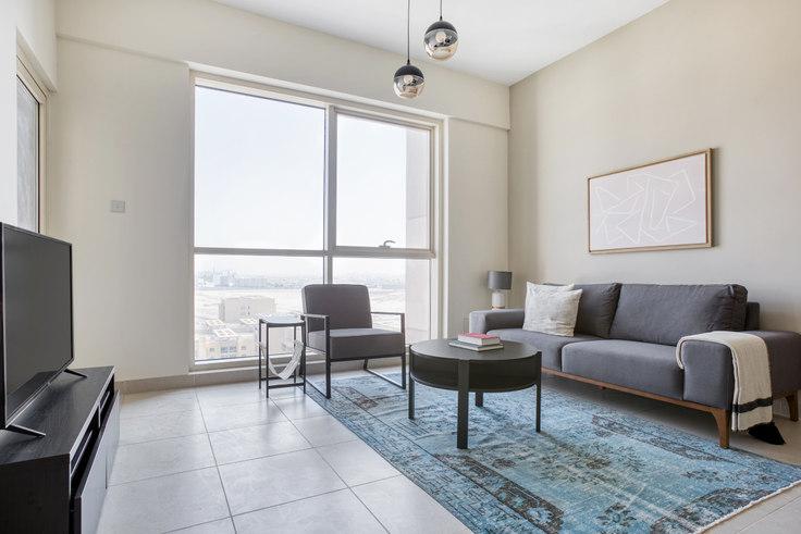 1 bedroom furnished apartment in Mosela Apartment V 859, Mosela Tower, Dubai, photo 1