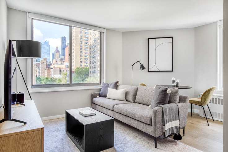 2 bedroom furnished apartment in 470 Kips Bay Court, 470 2nd Ave 654, Kips Bay, New York, photo 1