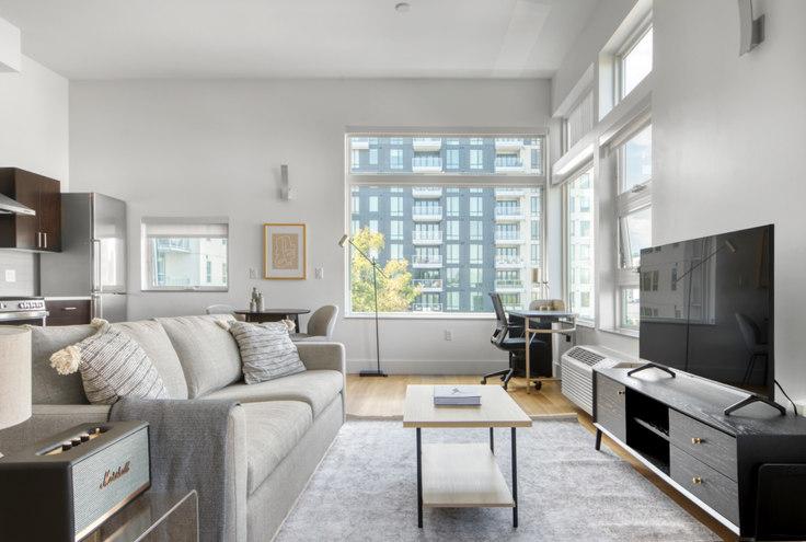 Studio furnished apartment in Studio 135, 135 Adams St 59, Cherry Creek, Denver, photo 1