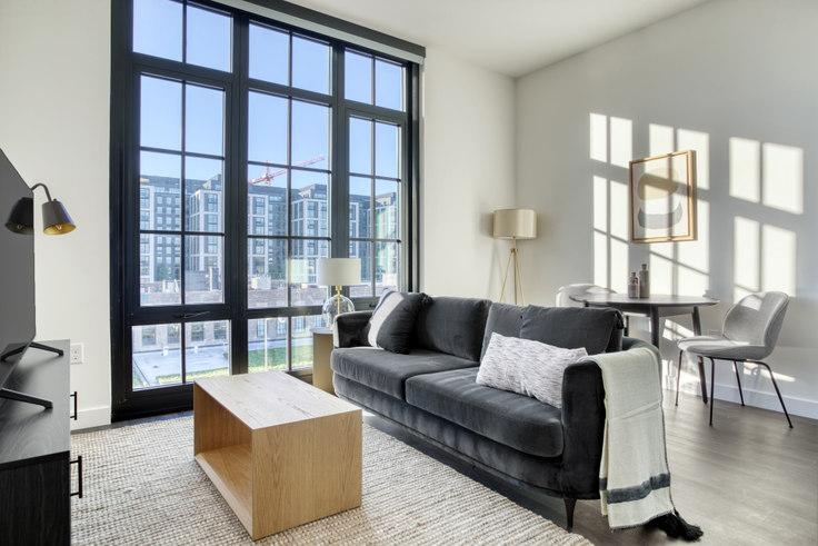 1 bedroom furnished apartment in Morse, 550 Morse St NE 320, NoMa, Washington D.C., photo 1