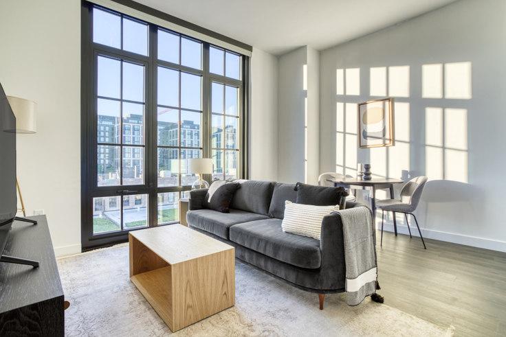 1 bedroom furnished apartment in Morse, 550 Morse St NE 321, NoMa, Washington D.C., photo 1