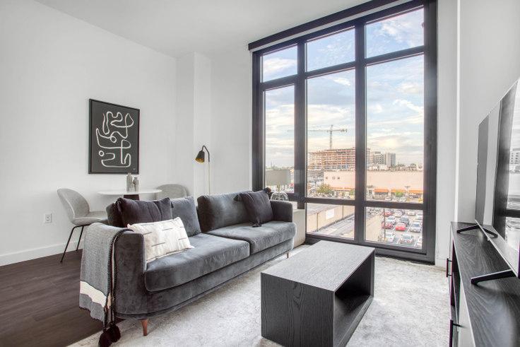 1 bedroom furnished apartment in Morse, 550 Morse St NE 322, NoMa, Washington D.C., photo 1