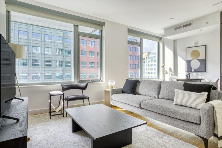 1 bedroom furnished apartment in Twelve12, 1212 4th St SE 327, Navy Yard, Washington D.C., photo 1