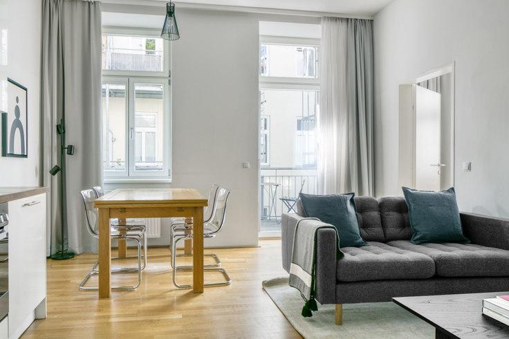 2 bedroom furnished apartment in Dietrichgasse 16 59, 3rd district - Landstraße, Vienna, photo 1