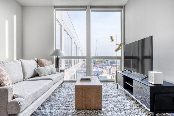1 bedroom furnished apartment in Noca Blu, 2340 N California Ave 473, Logan Square, Chicago, photo 1