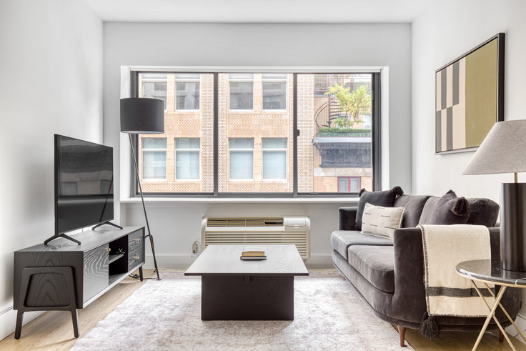 1 bedroom furnished apartment in The Chelsea, 160 W 24th St 656, Chelsea, New York, photo 1