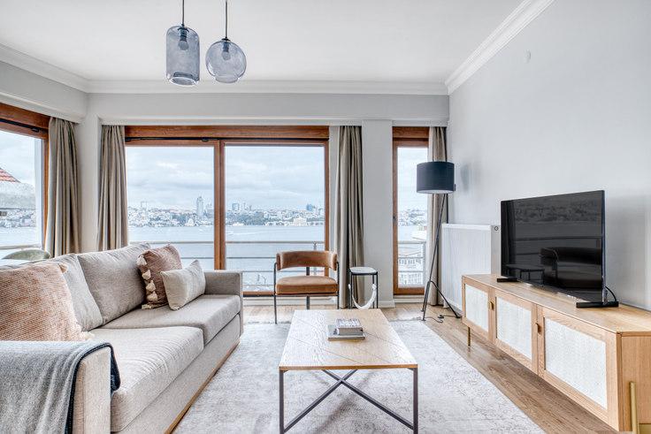 2 bedroom furnished apartment in Deniz - 748 748, Uskudar, Istanbul, photo 1