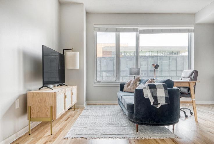 1 bedroom furnished apartment in Verve, 1490 Delgany St 63, LoDo, Denver, photo 1