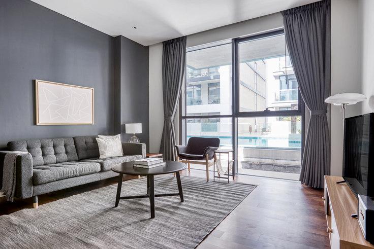 1 bedroom furnished apartment in City Walk Apartment XIX 880, City Walk 9, Dubai, photo 1