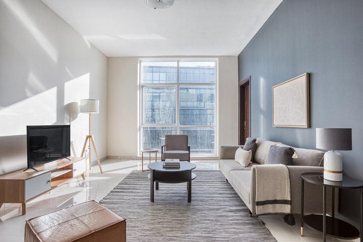 1 bedroom furnished apartment in Duja Apartment XLI 888, Duja Tower, Dubai, photo 1