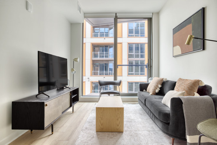 1 bedroom furnished apartment in RiverPoint, 2121 First St SW 343, Navy Yard, Washington D.C., photo 1