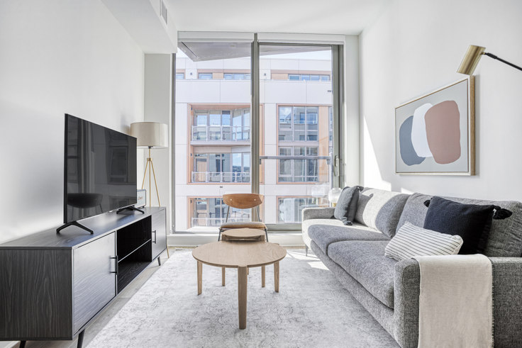 1 bedroom furnished apartment in RiverPoint, 2121 First St SW 346, Navy Yard, Washington D.C., photo 1