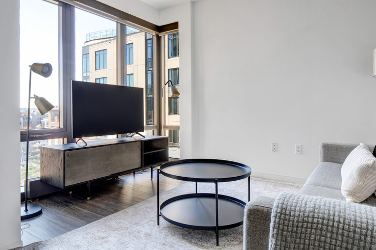 1 bedroom furnished apartment in The Smith,  89 E Dedham St 494, South End, Boston, photo 1