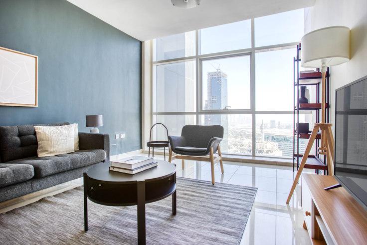 1 bedroom furnished apartment in Duja Apartment XLIV 897, Duja Tower, Dubai, photo 1