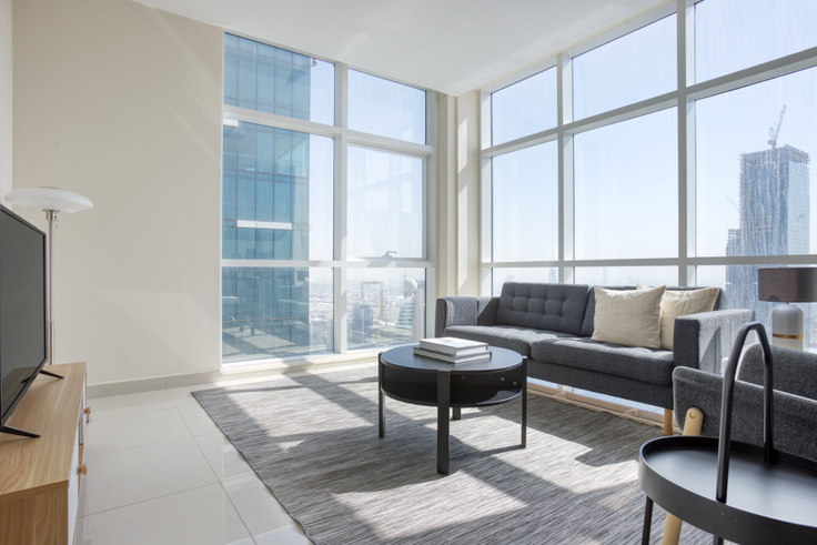 1 bedroom furnished apartment in Duja Apartment XLV 898, Duja Tower, Dubai, photo 1