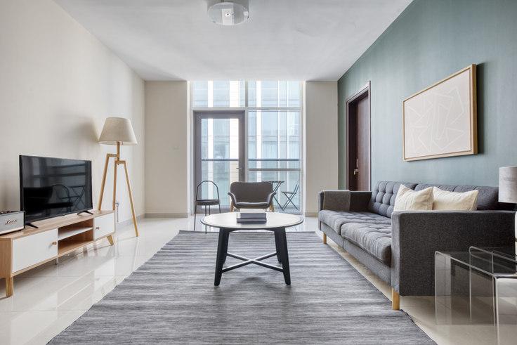 1 bedroom furnished apartment in Duja Apartment XLVI 899, Duja Tower, Dubai, photo 1