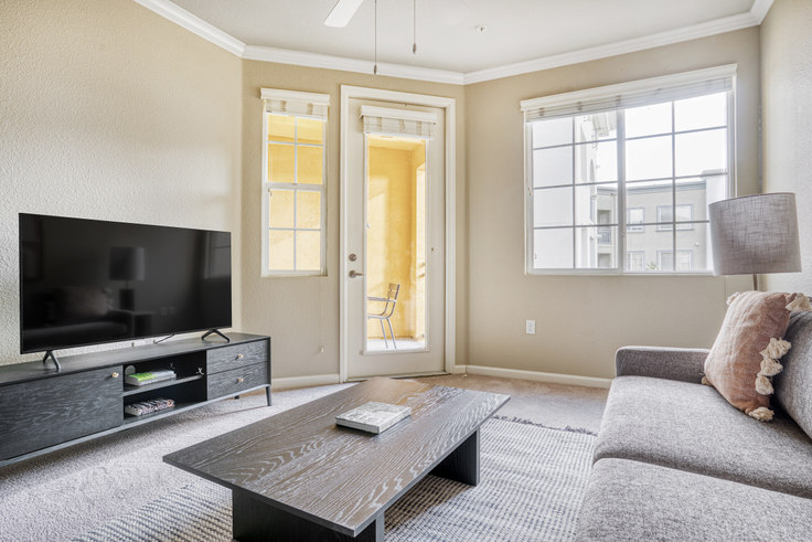 1 bedroom furnished apartment in Cerano Apartments, 501 Murphy Ranch Rd 693, Milpitas, San Francisco Bay Area, photo 1