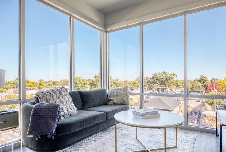 Studio furnished apartment in Tennyson Place, 3885 Tennyson St 71, Berkeley, Denver, photo 1